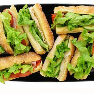 Baguette Platter