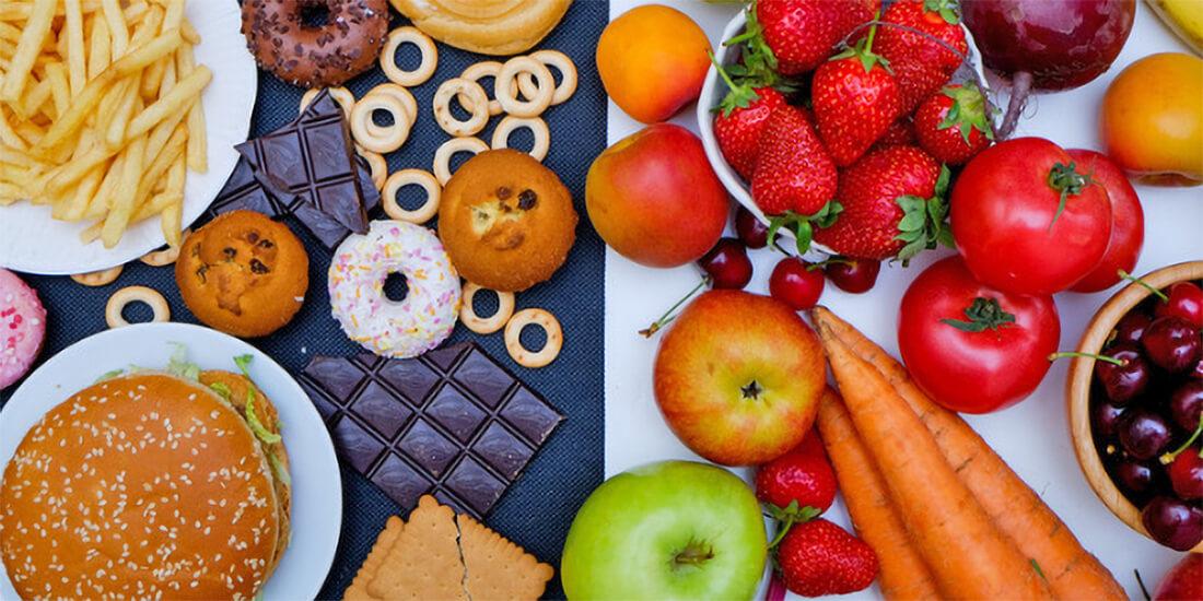 The Balancing Act - A Healthy Choice