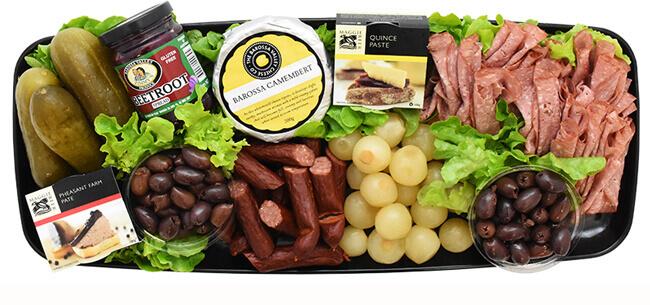 Barossa Valley Produce Platter