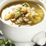 Chicken, Vegetable and Barley Soup