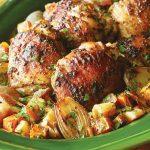 Burnished Chicken Marylands
