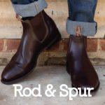 Caring for RM Williams Boots