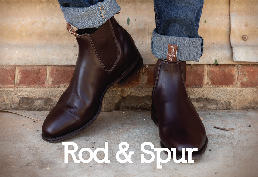 Caring for your RM Williams Boots