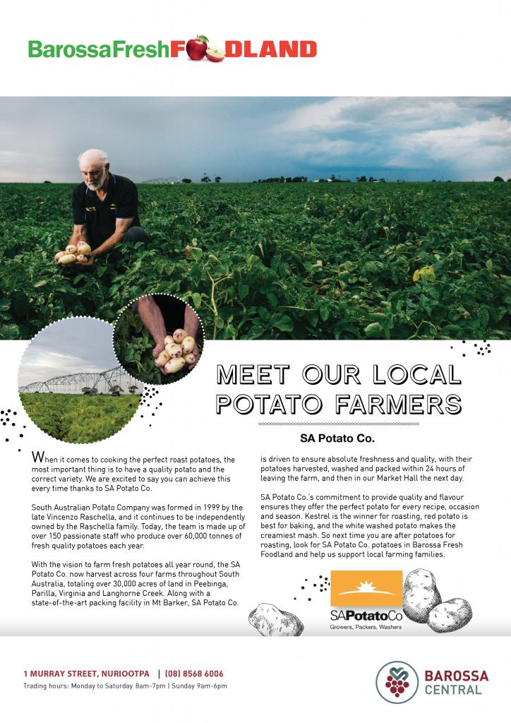 Meet our local potato farmers