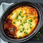 Recipe: Slow Cooker Lasagne