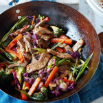 Recipe: Asian Beef Stir-Fry
