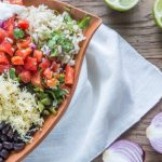 Slow Cooker Pulled Pork Burrito Bowl